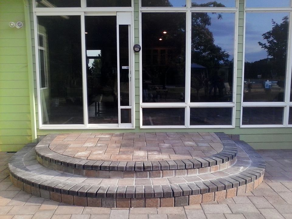 Stayton patio