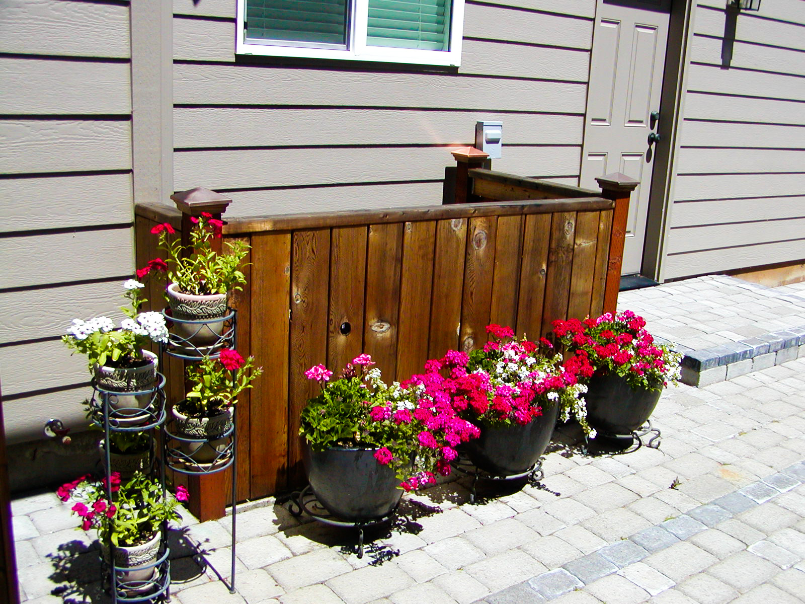 Fences, Gates, Screens, & Garden Boxes | Landscaping, Waterfalls ...